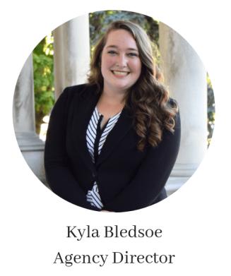 Kyla BledsoeAgency Director